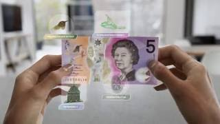 Next generation of Australian banknotes: New $5 (30 second video)