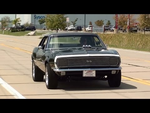 Test Driving 1967 Chevrolet Camaro 502 Big-Block Restomod - Fast Lane Classic Cars