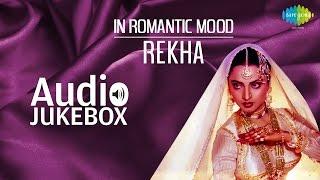 getlinkyoutube.com-Popular Romantic Songs of Rekha   In Ankhon Ki Masti   Audio Jukebox