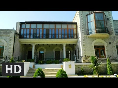 Nobel Brothers` Home Residence in Baku -