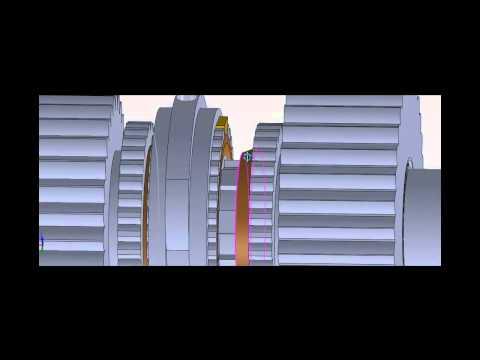 Budowa i działanie synchronizatora skrzyni biegów