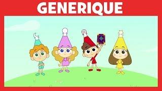 Générique de Trulli Tales - Disney Junior