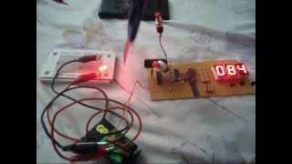 getlinkyoutube.com-Contador Fotoeléctrico de personas y objetos