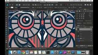 getlinkyoutube.com-Speed up drawing - Affinity Designer