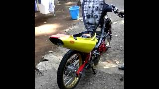 getlinkyoutube.com-Satria 2 tak bodi setandar,by ardian99