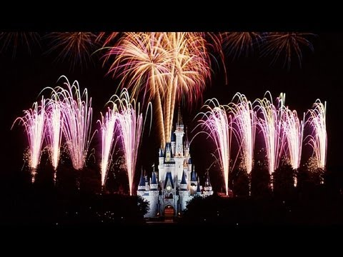 "Disney's ""Wishes"" Fireworks Spectacular (now in 1080p HD and remastered stereo)"