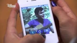 getlinkyoutube.com-Violetta Staffel 2 - Violetta bekommt ein Video von Diego (Folge 12) Deutsch