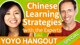 getlinkyoutube.com-Chinese Learning Strategies with the Experts - Google Hangout On Air with Yangyang