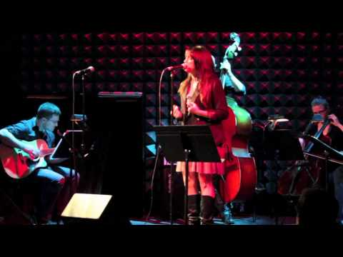 """I Had a Dream Last Night"" - Rachel Potter (Broadway Impact Benefit @ Joes Pub)"