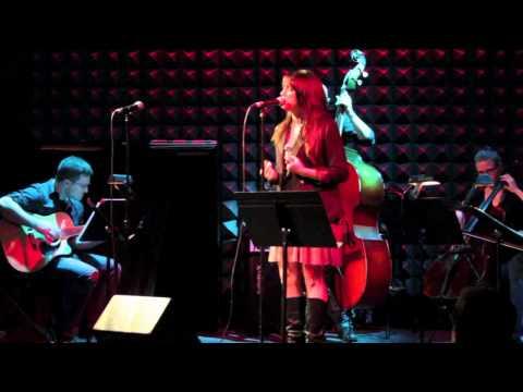 """I Had a Dream Last Night"" - Rachel Potter (Broadway Impact Benefit @ Joes Pub)"