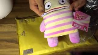 getlinkyoutube.com-Sorgenfresser Polli out of the box Unboxing