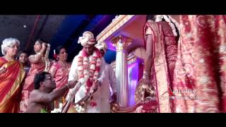 Tamil Hindu Wedding Vasi & Tharmila in Paris