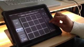 "getlinkyoutube.com-Making LMFAO ""Sexy and I Know It"" on BeatPad"