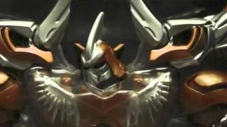 getlinkyoutube.com-Transformers Age of Extinction stop motion Grimlock