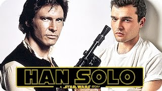 getlinkyoutube.com-HAN SOLO Movie Preview: What Can We Expect? (2018) Han Solo: A Star Wars Story
