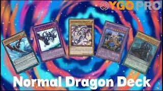 getlinkyoutube.com-Normal Dragon Deck - Yu-Gi-Oh! DevPro