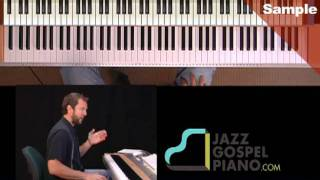 PianoWithWillie.com-ex1-His Eye Is On The Sparrow (SPARROW)