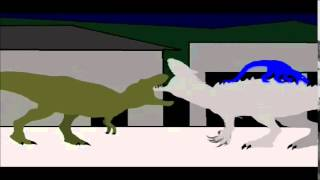 getlinkyoutube.com-Tikof1's Jurassic World Battle (Pivot) Resound