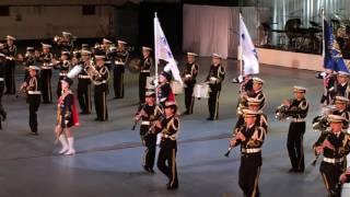 getlinkyoutube.com-平成28年度 自衛隊音楽まつり 海上自衛隊東京音楽隊ドリル演奏