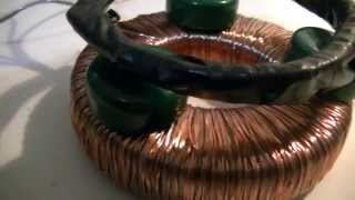 getlinkyoutube.com-Toroid magnetic field test 1