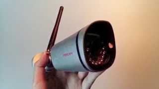 getlinkyoutube.com-REVIEW: Foscam FI9900P HD IP Camera (WiFi)