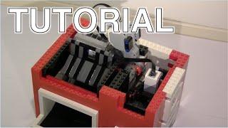 getlinkyoutube.com-How to build a LEGO soda machine 2