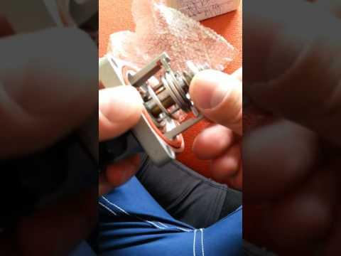 Термостат из китая opel astra h