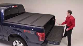 getlinkyoutube.com-Extang Solid Fold 2.0 Hard Folding Truck Bed Cover - Features & Benefits