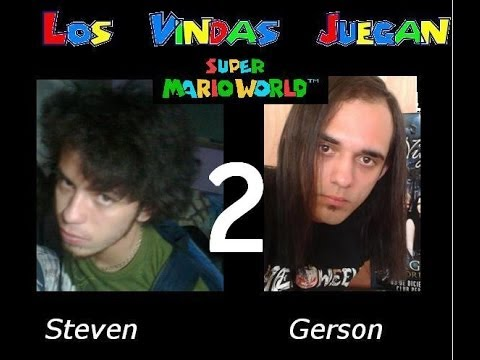 Los Vindas Juegan: Super Mario Bros X - Episodio 2