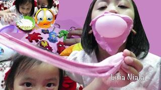 Part #2 Mainan Anak Cara Membuat Slime Anti Gagal dengan Slime Activator Deterjen Laundry Booster
