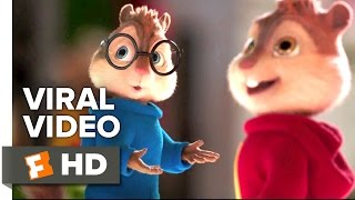 getlinkyoutube.com-Alvin and the Chipmunks: The Road Chip VIRAL VIDEO - Squeaky Wiggle Dance (2015) - Movie HD