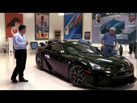 Jay Leno's Garage: Lexus LFA