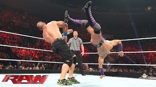 getlinkyoutube.com-John Cena vs. Neville – United States Championship Match: Raw, May 11, 2015