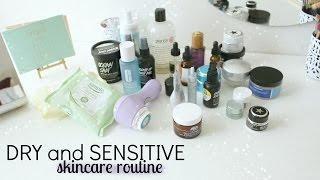getlinkyoutube.com-Updated Skincare Routine 2015 || Dry and Sensitive Skin