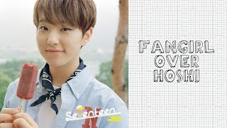 getlinkyoutube.com-Seventeen (세븐틴) - Fangirl Over Hoshi