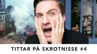 Bertils krasch! | Simon tittar på Skrotnisse och hans vänner | #4