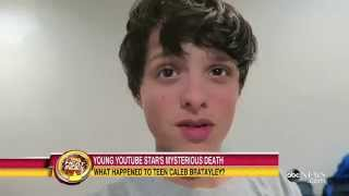 getlinkyoutube.com-Caleb Logan Bratayley Has Died at 13