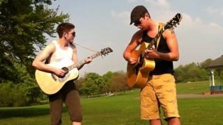 getlinkyoutube.com-Kings of Leon - Manhattan Acoustic Cover