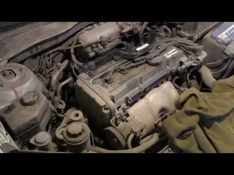 Тех. обслуживание (ремонт) Kia Rio (киа рио) + поддельные запчасти