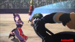 Sao2 - Kirito vs Yuuki (Final FIght)