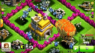 getlinkyoutube.com-TH 7 Balloonion 3 Star Strategy [16] Clash of Clans