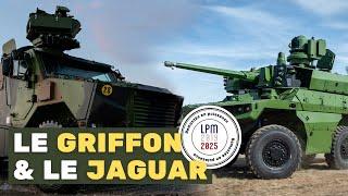 getlinkyoutube.com-Le ministre de la Défense dévoile le GRIFFON et le JAGUAR