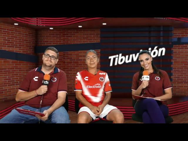 Entrevista con Lilina Hernández (Tiburones Rojos Femenil)