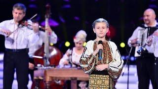 getlinkyoutube.com-Diandra Popaiacu cântă muzică populară pe scena Next Star