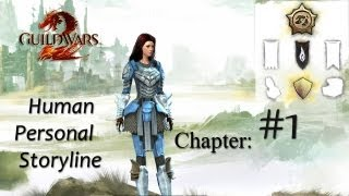 getlinkyoutube.com-Guild Wars 2 Human Personal Story - Part 1 Let's Play! - Commentary