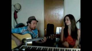 getlinkyoutube.com-Lucky/ I'm Yours, Jason Mraz MEDLEY :) by Paulina and Douglas James