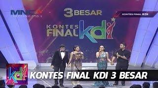 getlinkyoutube.com-Juju - Mumu VS Juan Rahman - Bianca Liza - Kontes Final KDI 2015 (1/6)