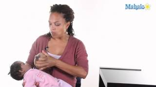 getlinkyoutube.com-How to Breastfeed: Correct Latch