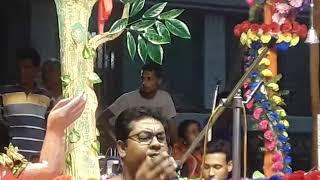 Palash Sarkar Kirtan // Banshi Shikkha Part 1