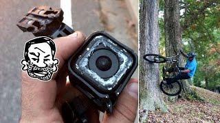 getlinkyoutube.com-GoPro Smashed, Childhood BMX Spots & MTB Trails - Riding with Seth EP5